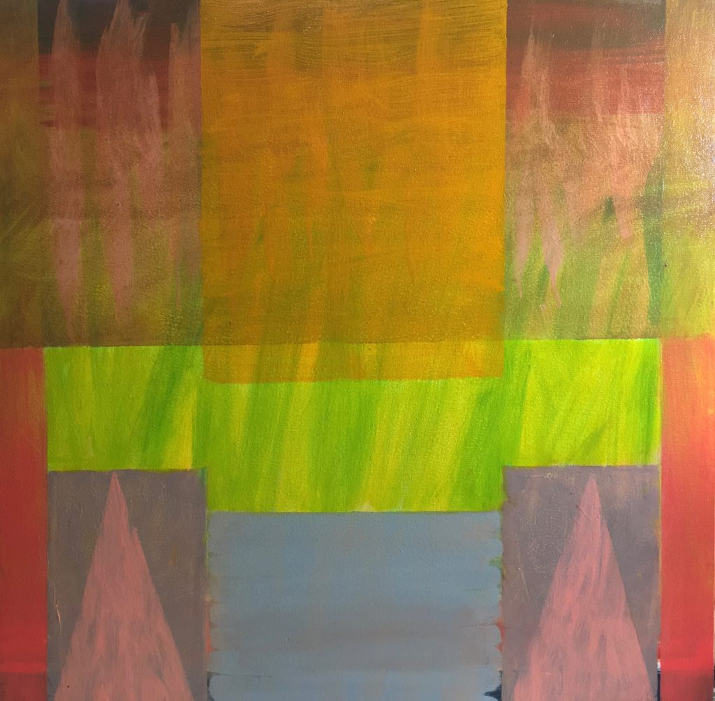Abstracts - Art by Margaret Hantiuk